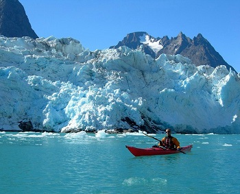 Antarctic Ocean Kayaking