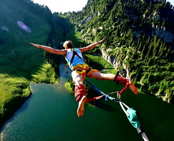 bungee jump - Best Things to do in life