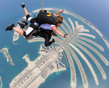 sky diving - Best Things to do in life