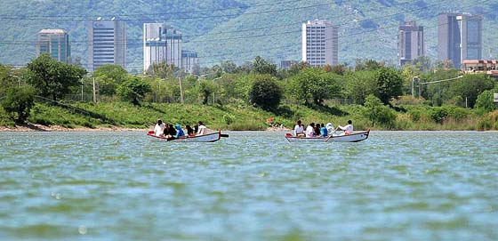 boating, Top things to do in Islamabad