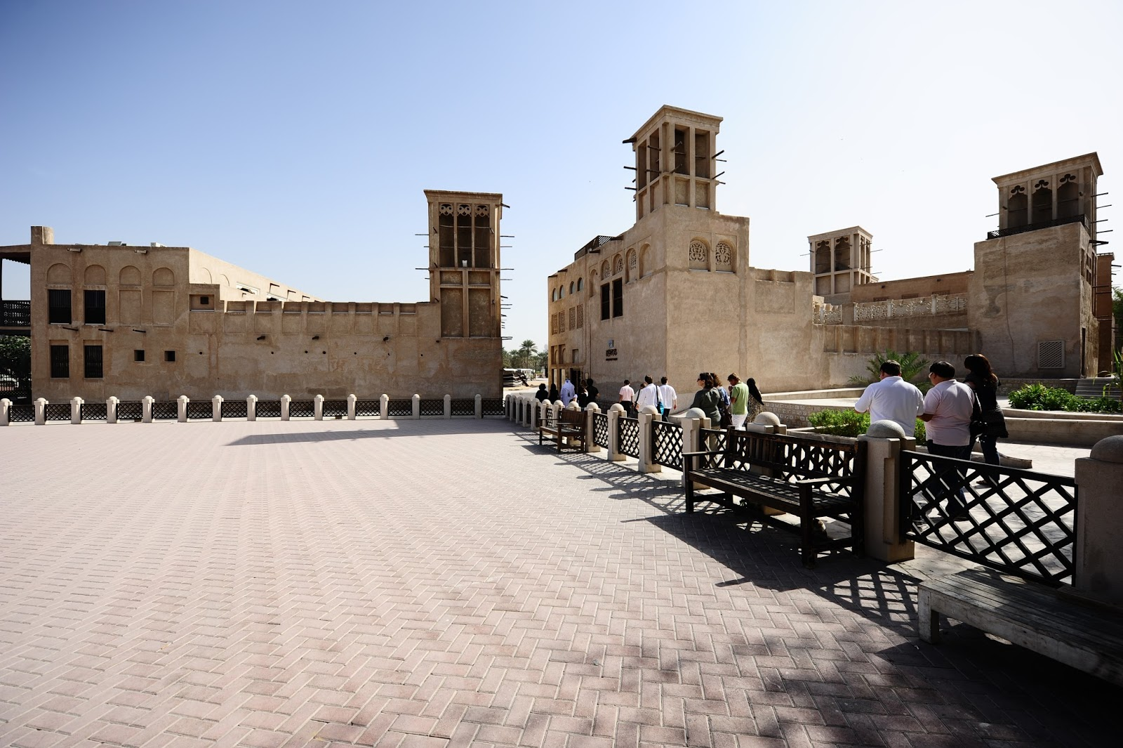 Al Fahidi Historical Neighborhood things to do in Dubai