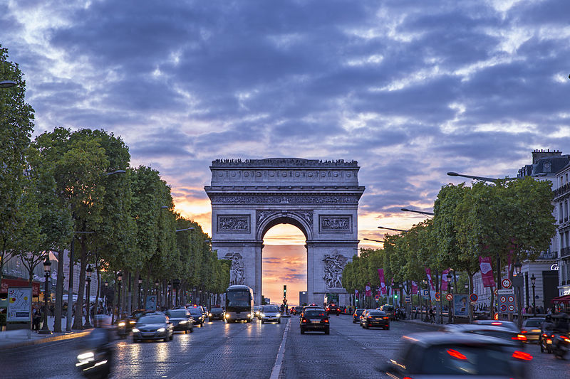 Arc of Triumph - Things to do in Paris