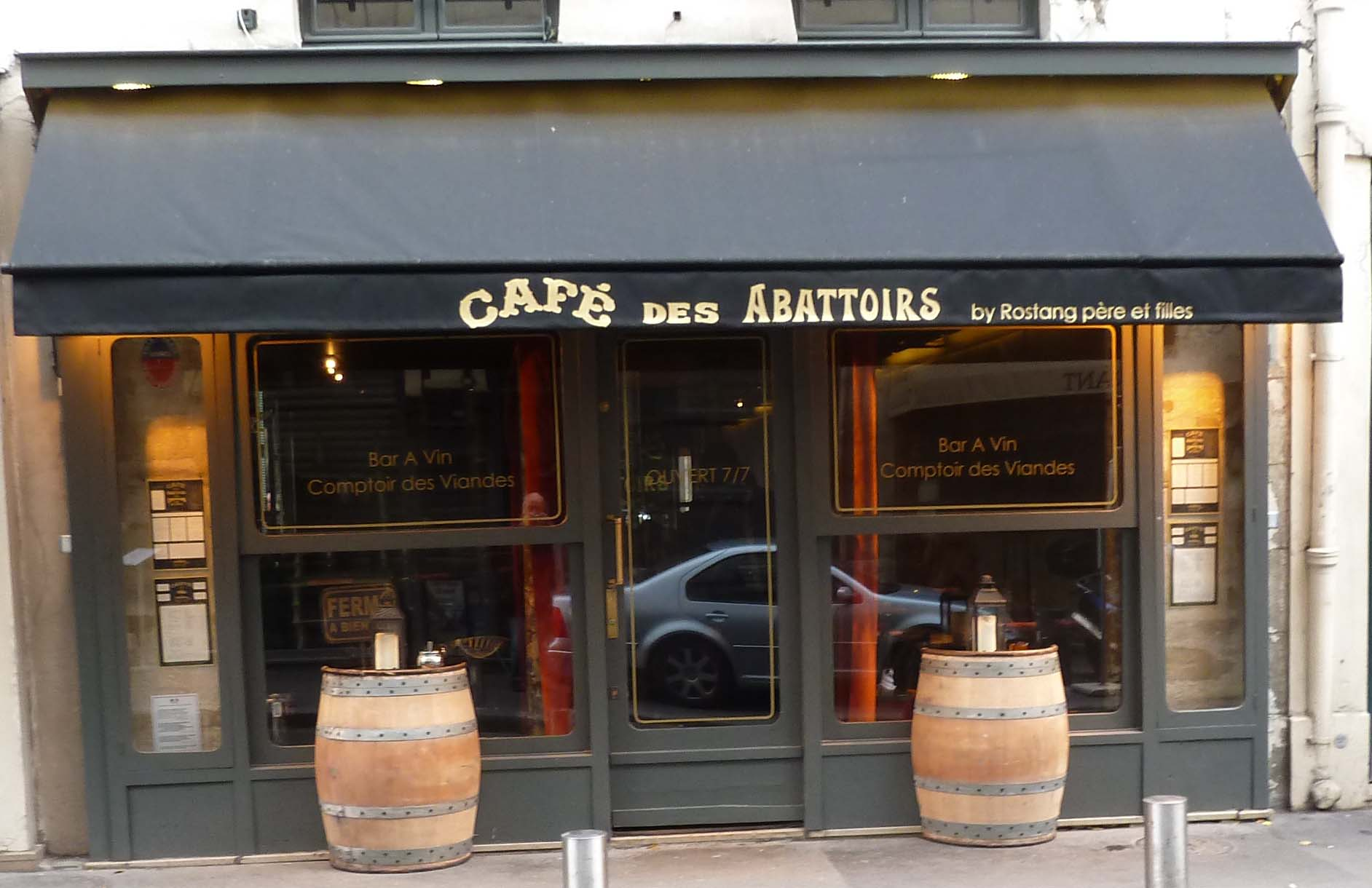 CAFÉ DES ABATTOIRS - Things to do in Paris