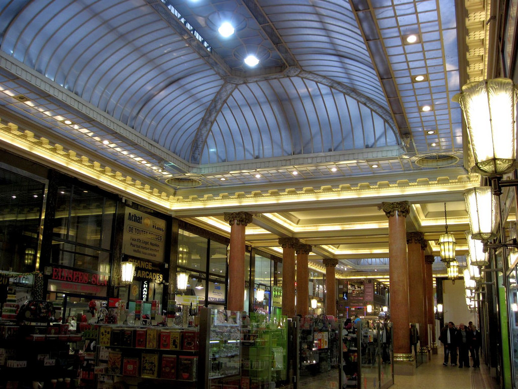 Champs Elysees Shopping Malls - Things to do in Paris