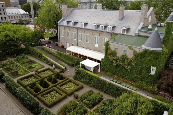Chateau Ramezay Museum - Montreal Quebec Canada