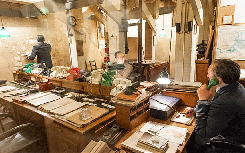 Churchill War Rooms - things to do in London