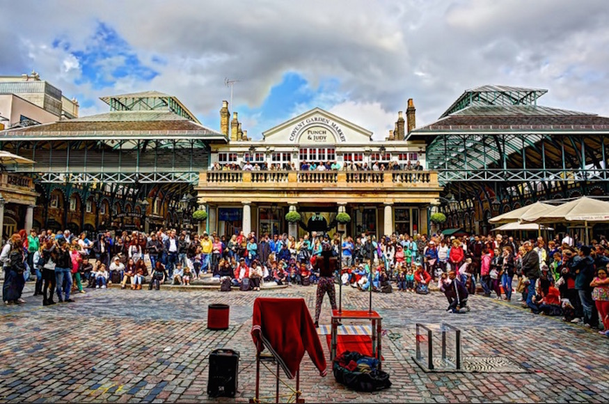 Co-vent Garden - things to do in London