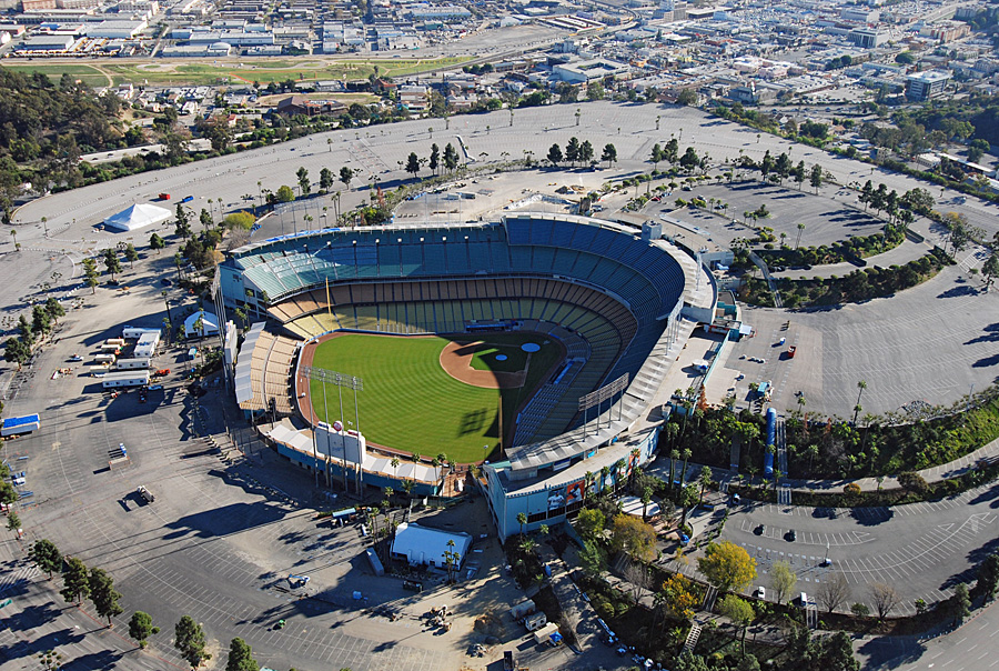 Dodger stadium - things to do in los angeles