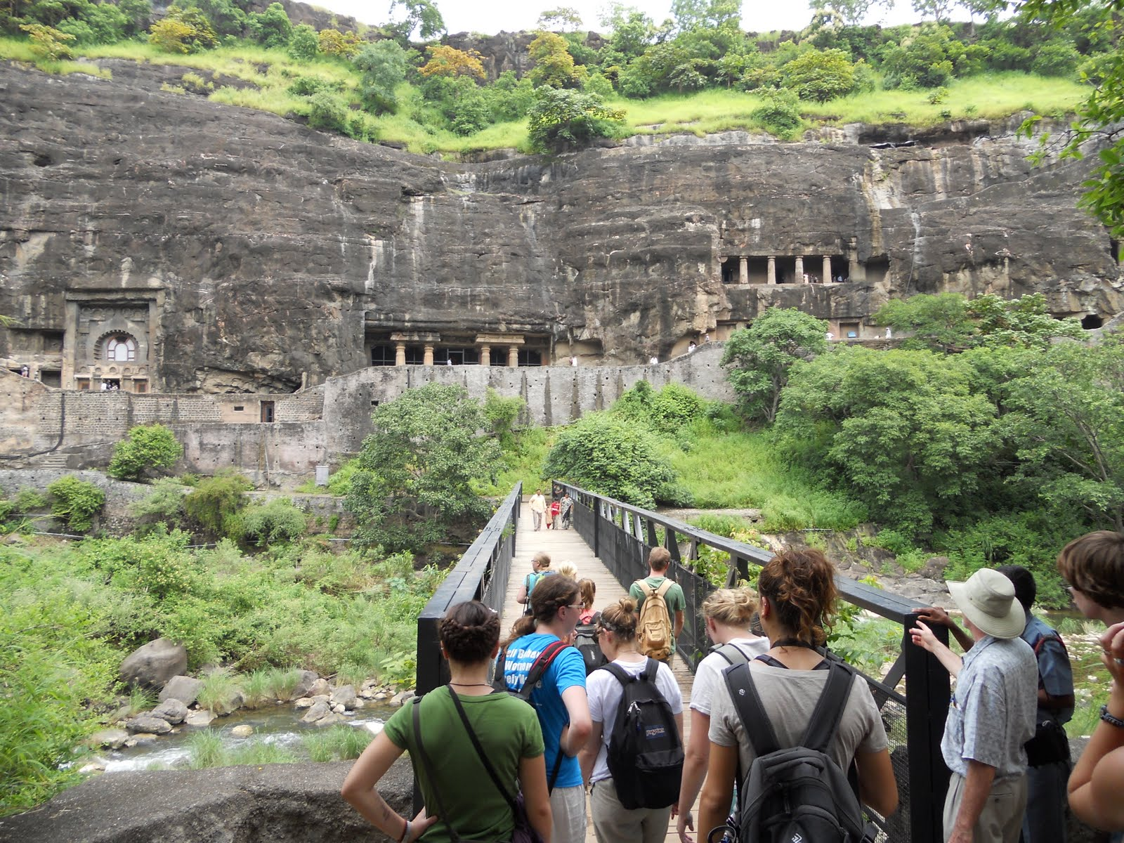Ellora Caves - things to do in India