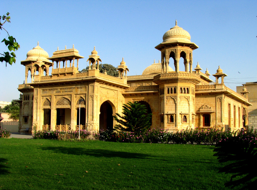 Hindu Gymkhana - picnic places in Karachi