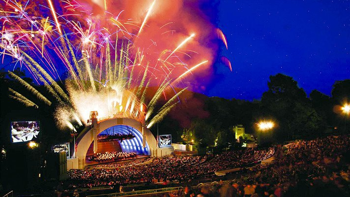 Hollywood bowl - things to do in los angeles