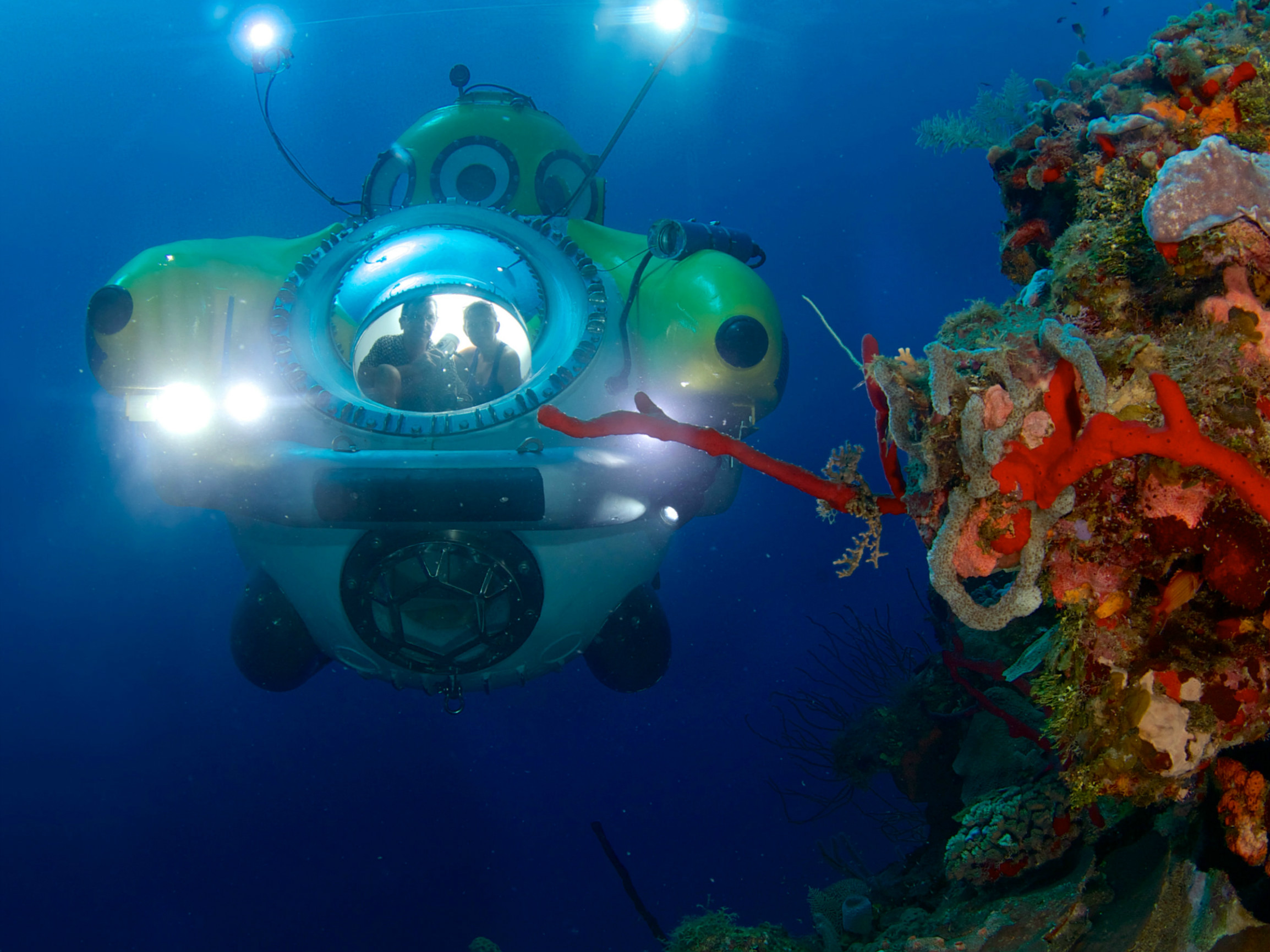 Ride a Submarine – An UnderWater Lifetime Experience