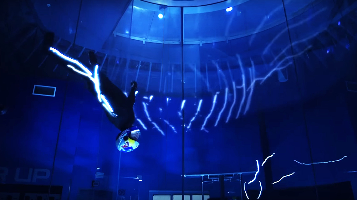 Indoor Skydiving is thrilling - indoor skydiving