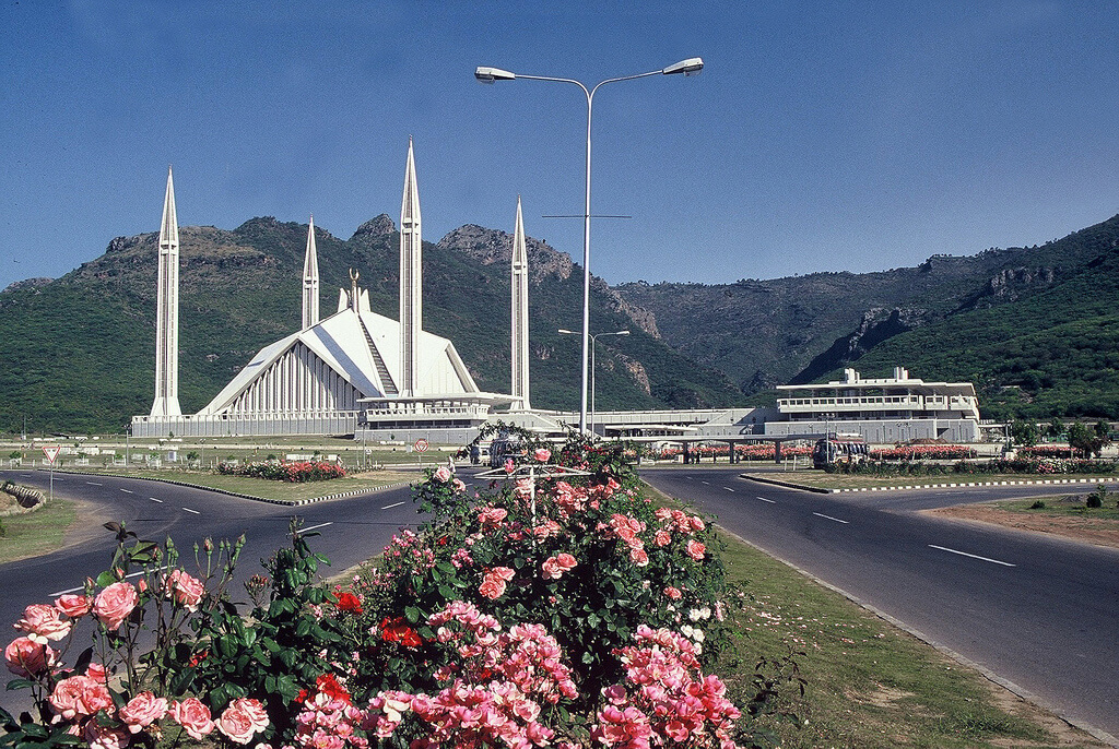 Faisal Mosque, Top Places to Visit in Islamabad