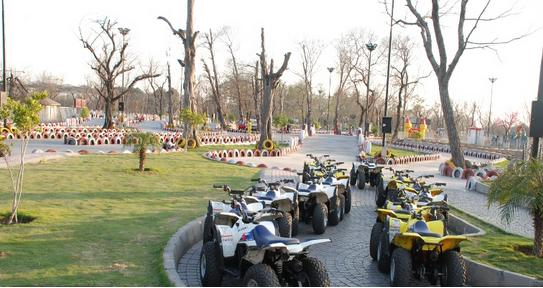 Park, Top Places to Visit in Islamabad