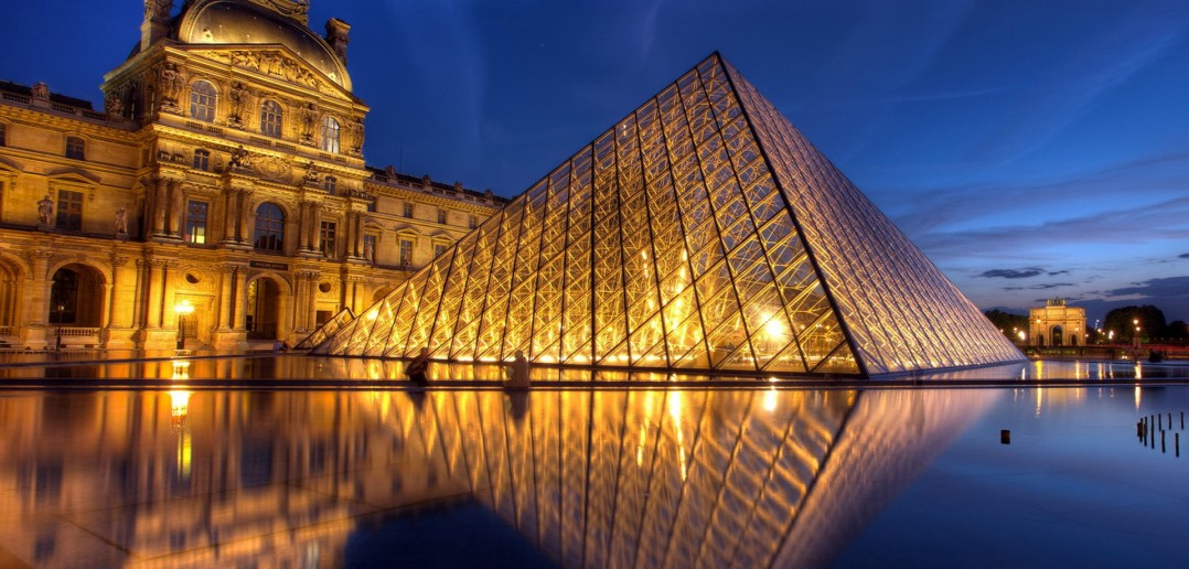 Louvre Museum - Things to do in Paris