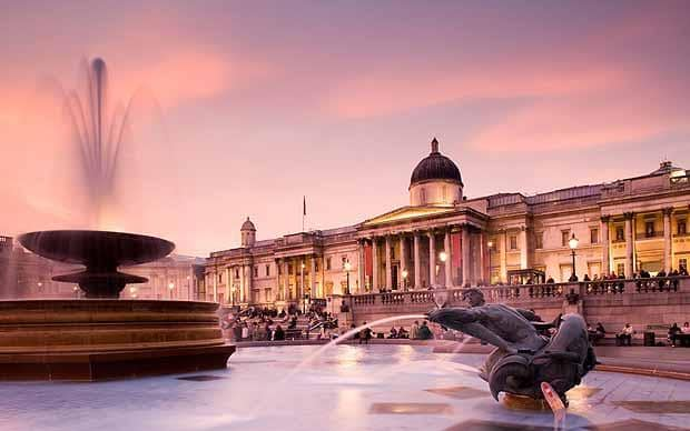 National Gallery - things to do in London