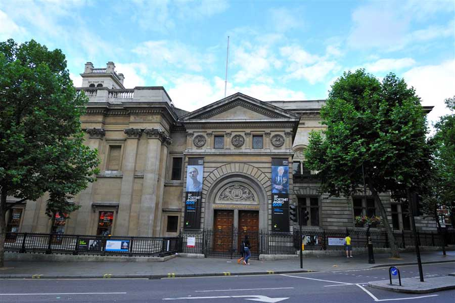National Portrait Gallery - things to do in London