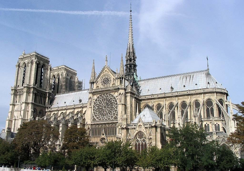 Notre Dame Cathedral - Things to do in Paris