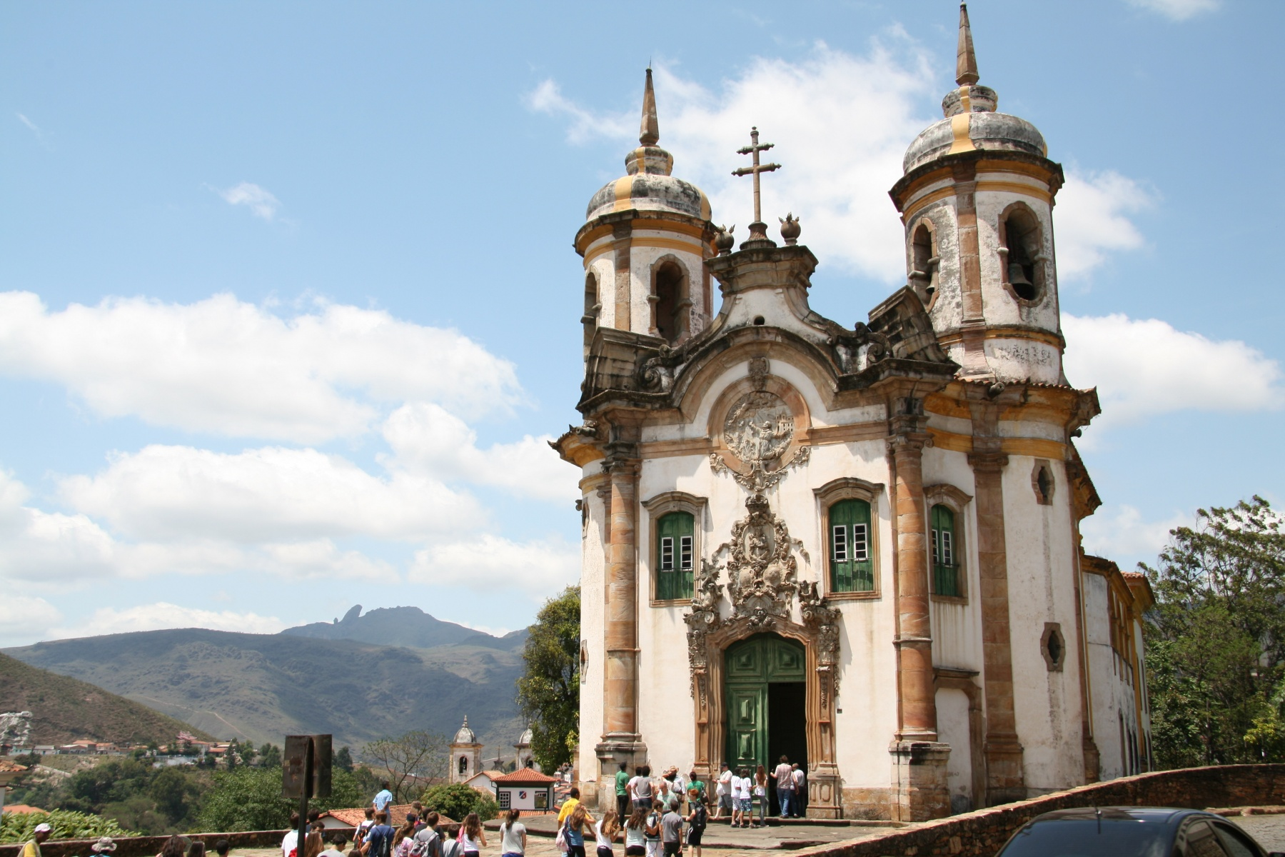 Ouro Preto  - things to do in Brazil