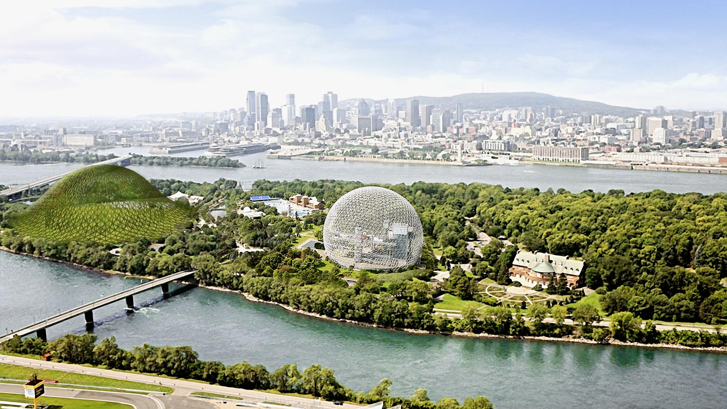 Parc Jean-Drapeau Montreal