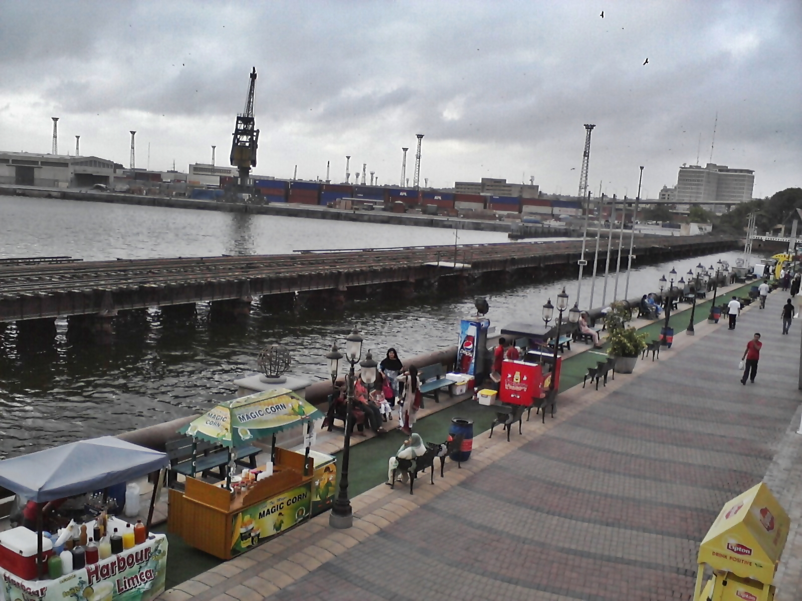 port grand - picnic places in Karachi