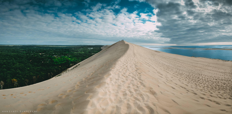 Ridge du Pyla, Gironde, France