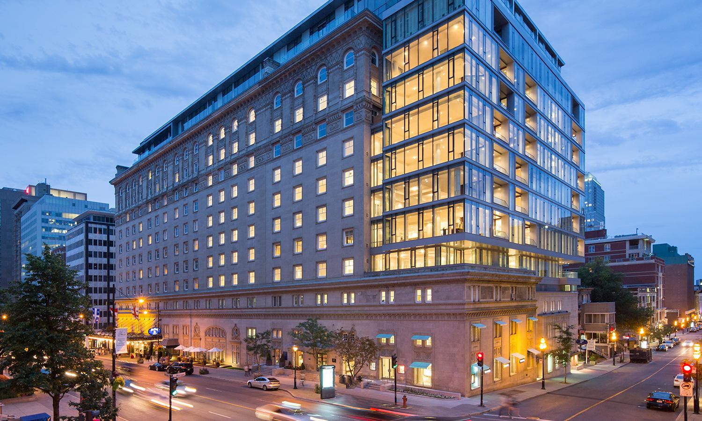 Ritz-Carlton, Quebec Montreal