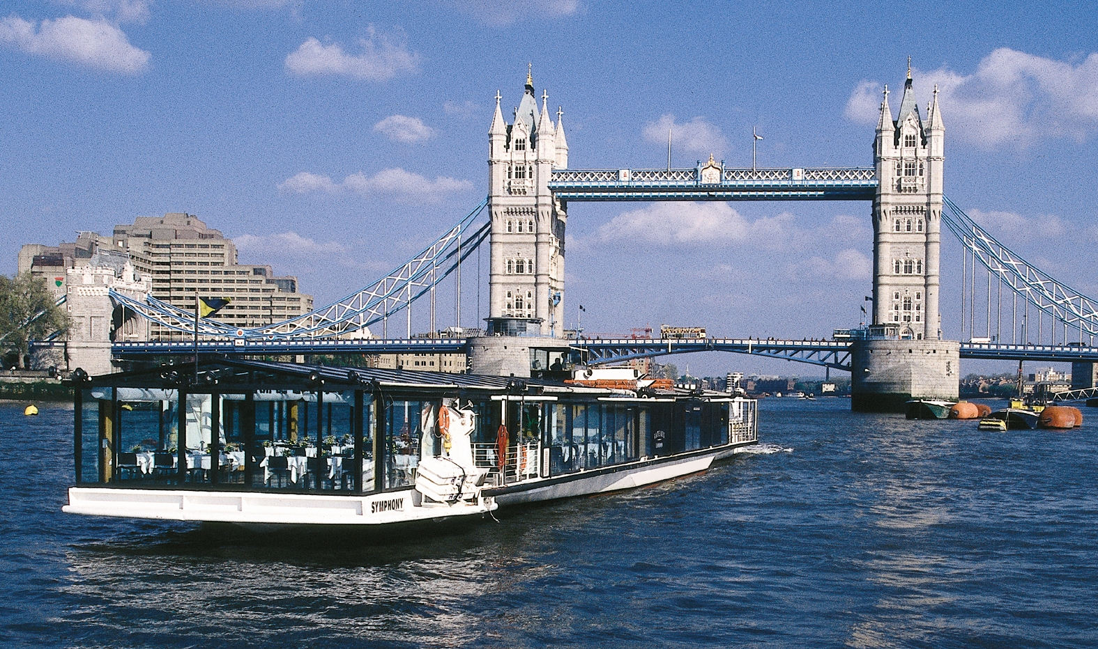 River Cruise - things to do in London