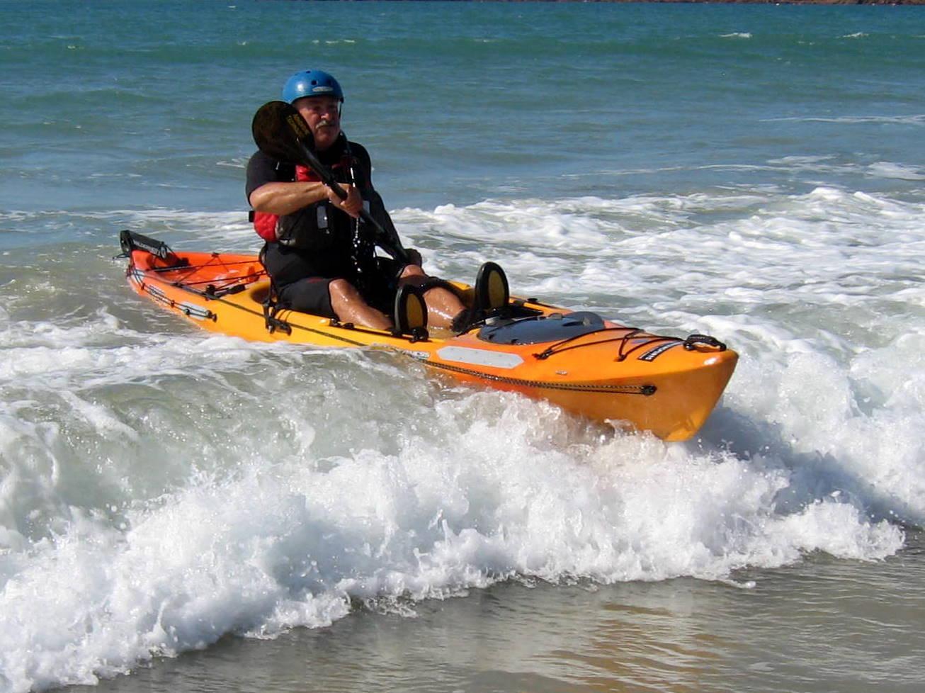 Sit-on-Top - Boat Kayaking