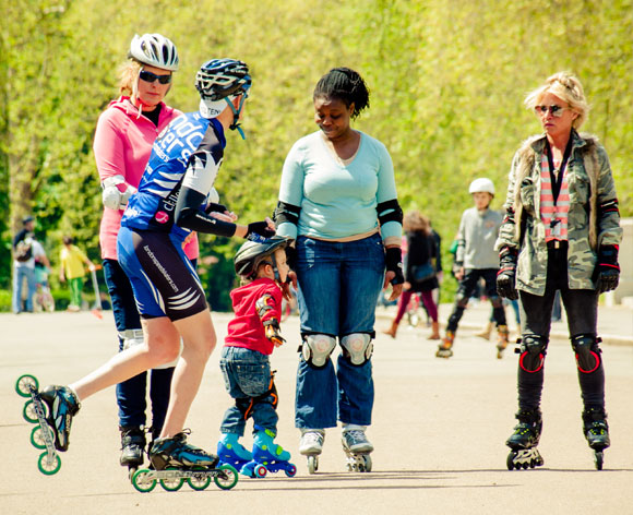 Summer fun - things to do in London