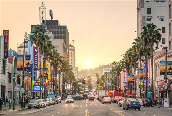 Sunset Boulevard-things to do in la