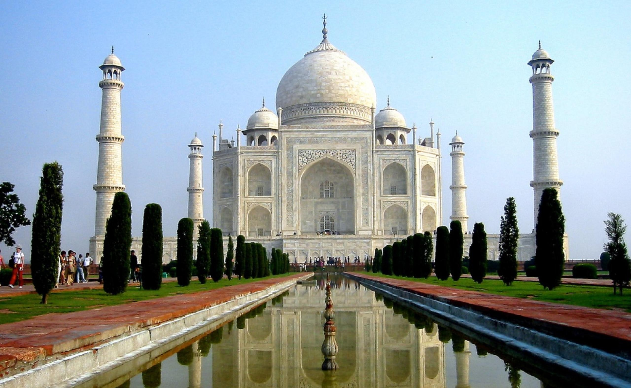 Taj Mahal Agra - things to do in India