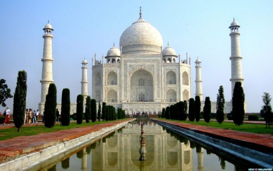Taj Mahal, Agra - things to do in India