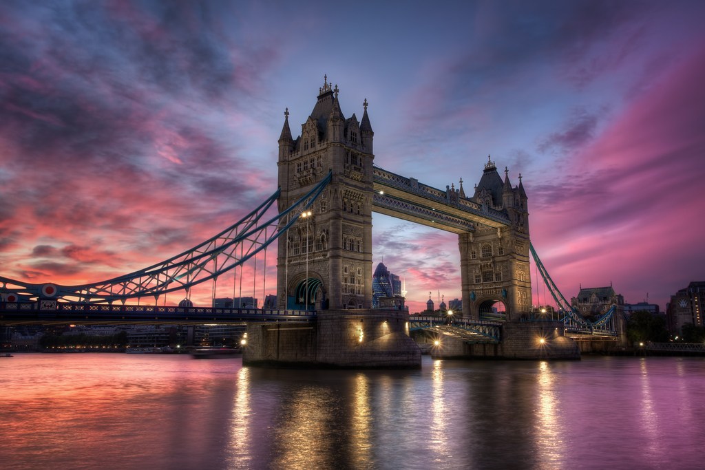 Tower Bridge - things to do in London