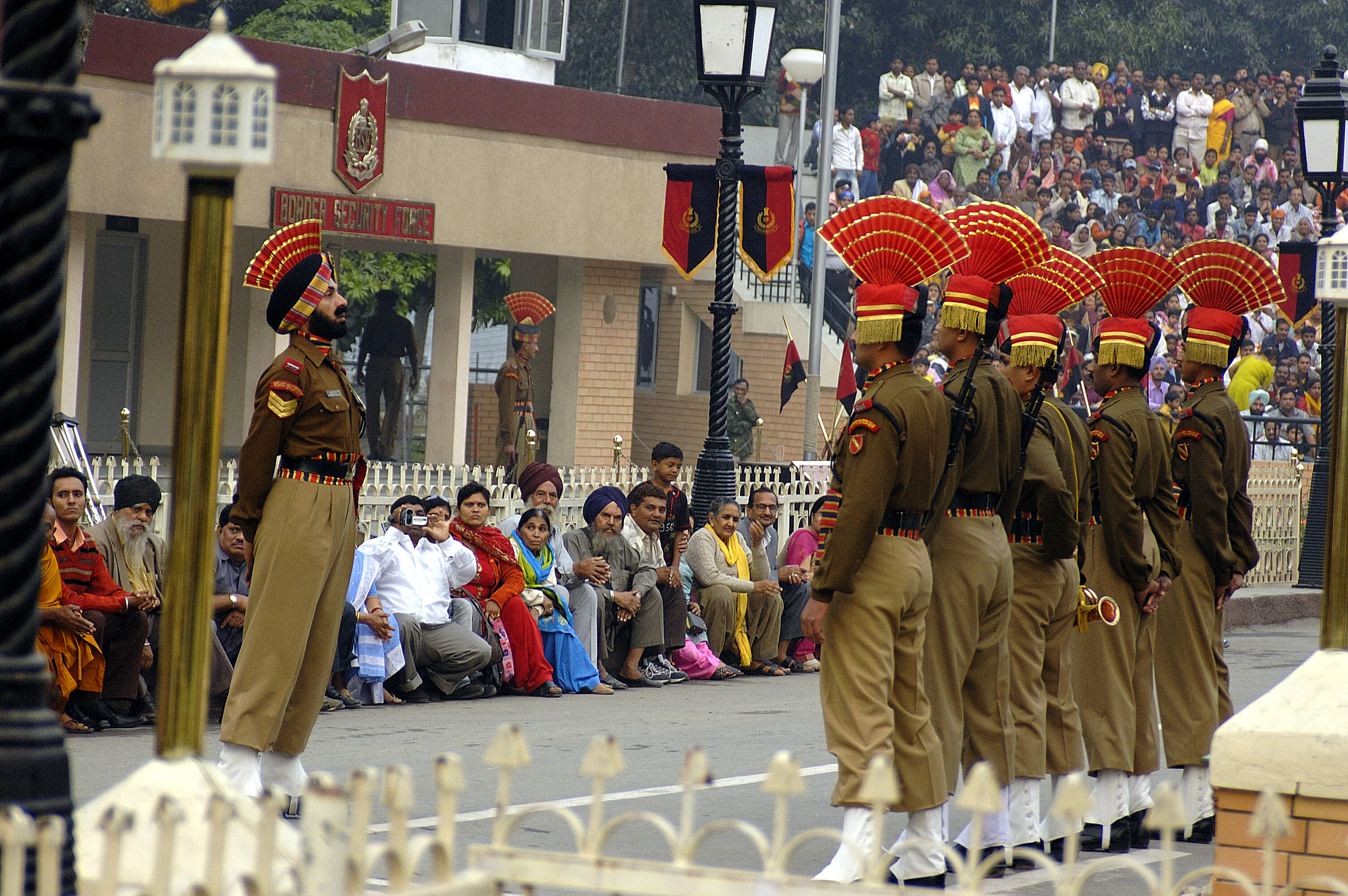 Wagah border india - things to do in India