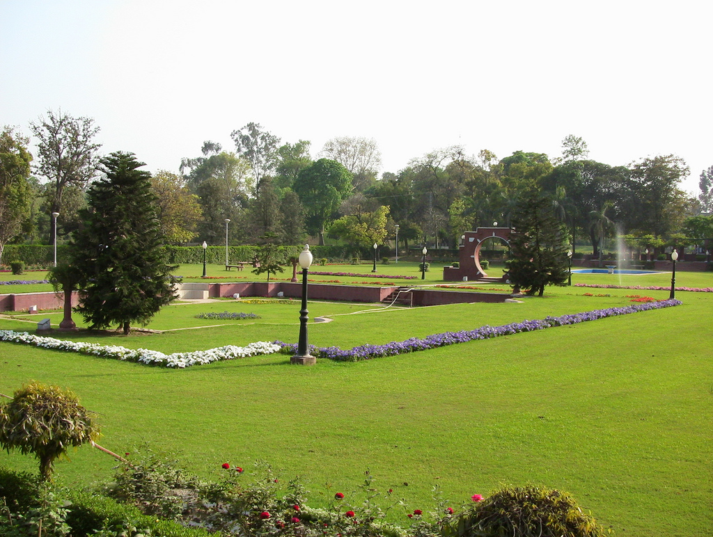 bagh jinaah - things to do in Lahore
