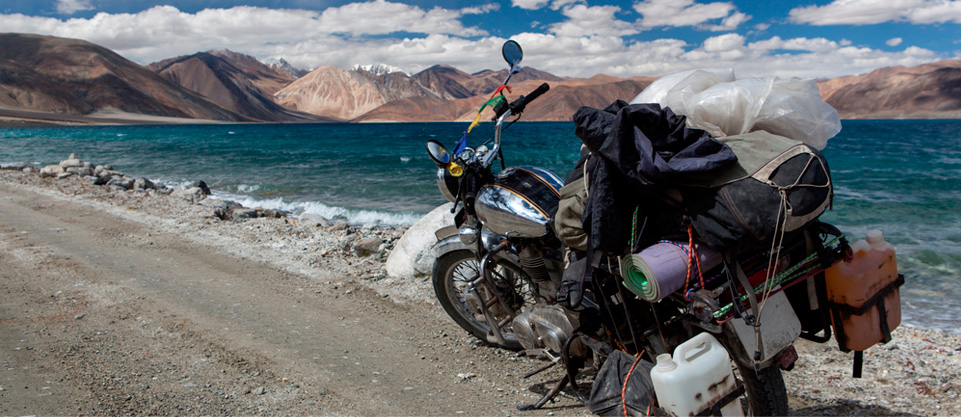 bike - things to do in India