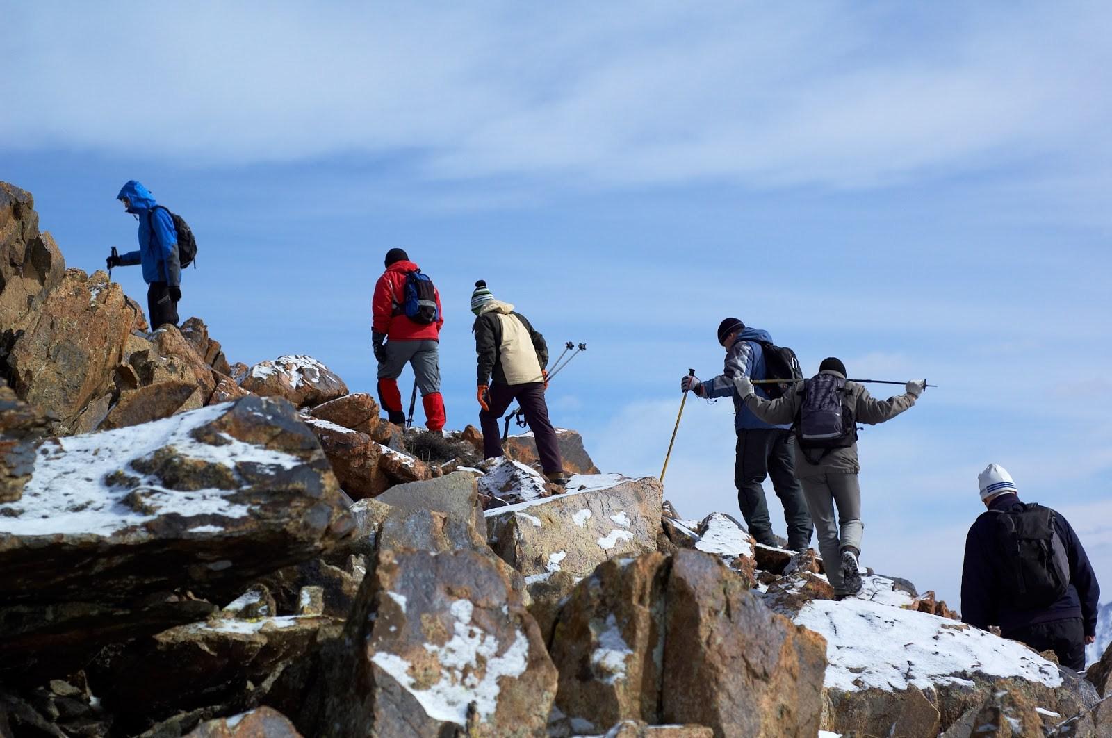 Land based - Mountain Climbing