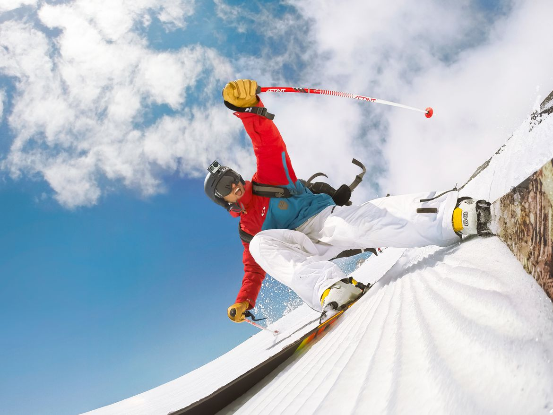 ski control - How to ski