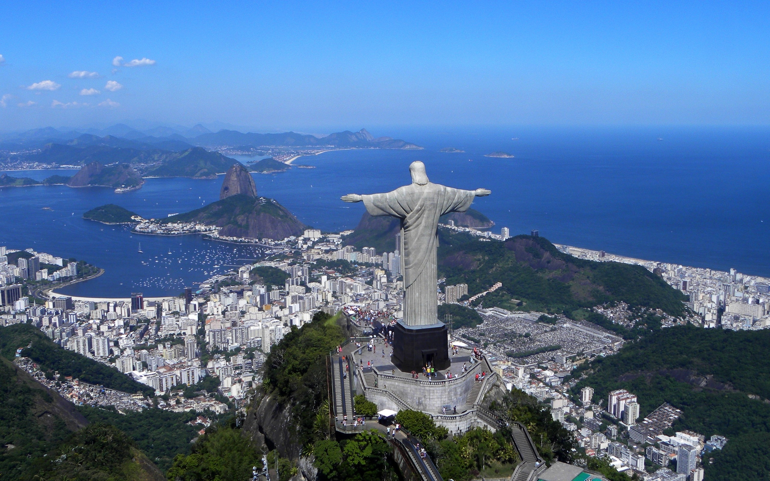 cristo  - things to do in Brazil