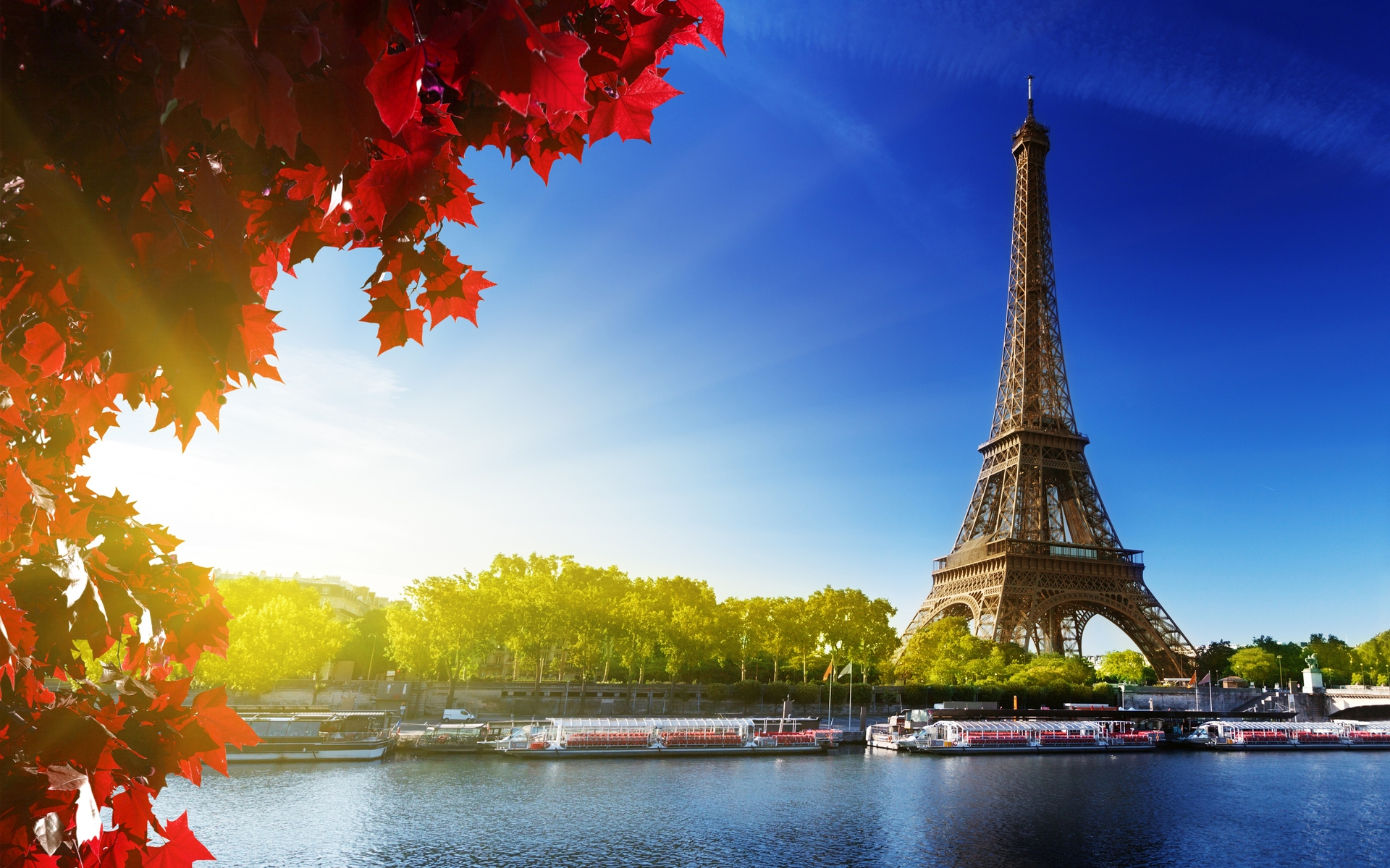 Eiffel tower - Things to do in Paris