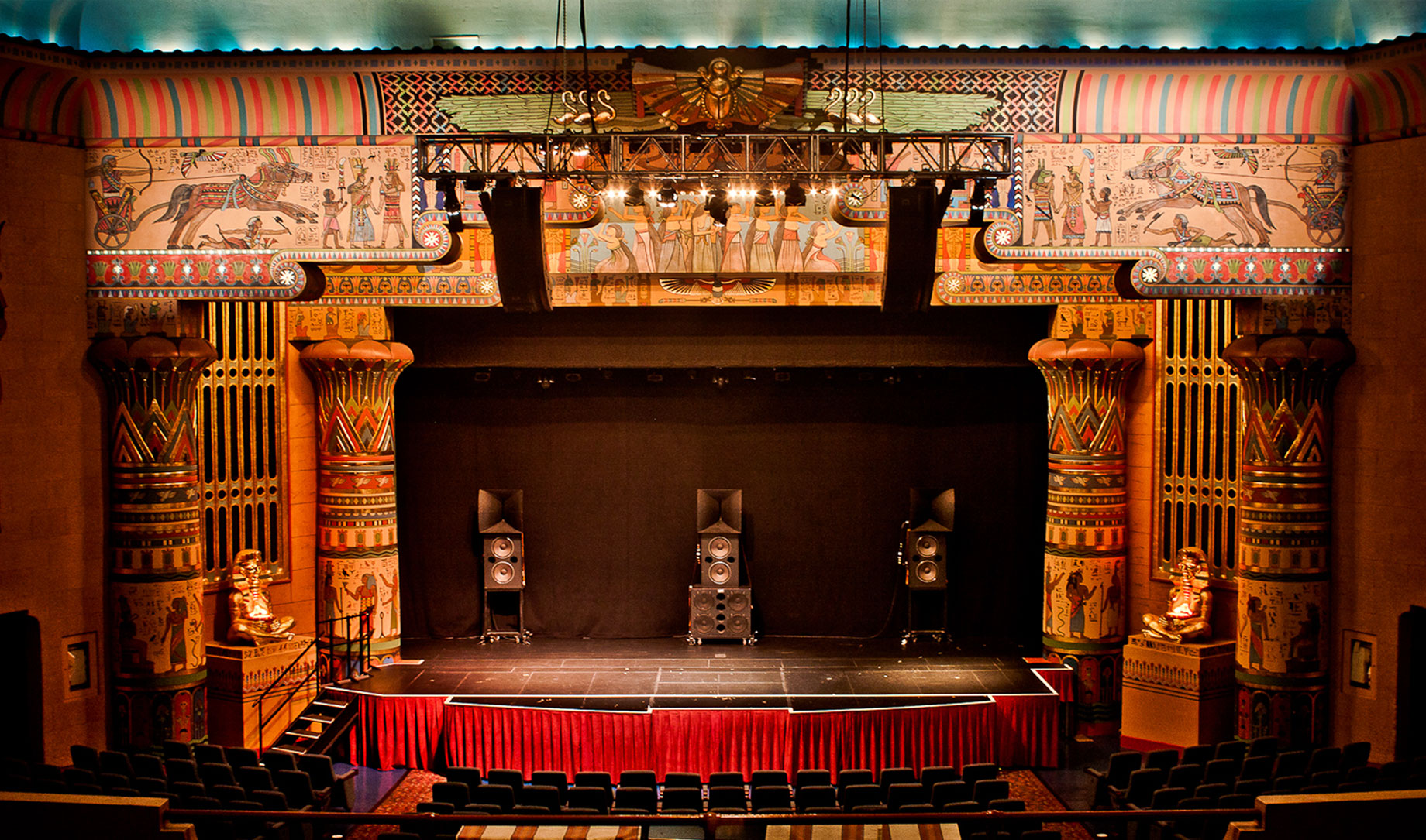 Grauman's Egyptian Theater los angeles
