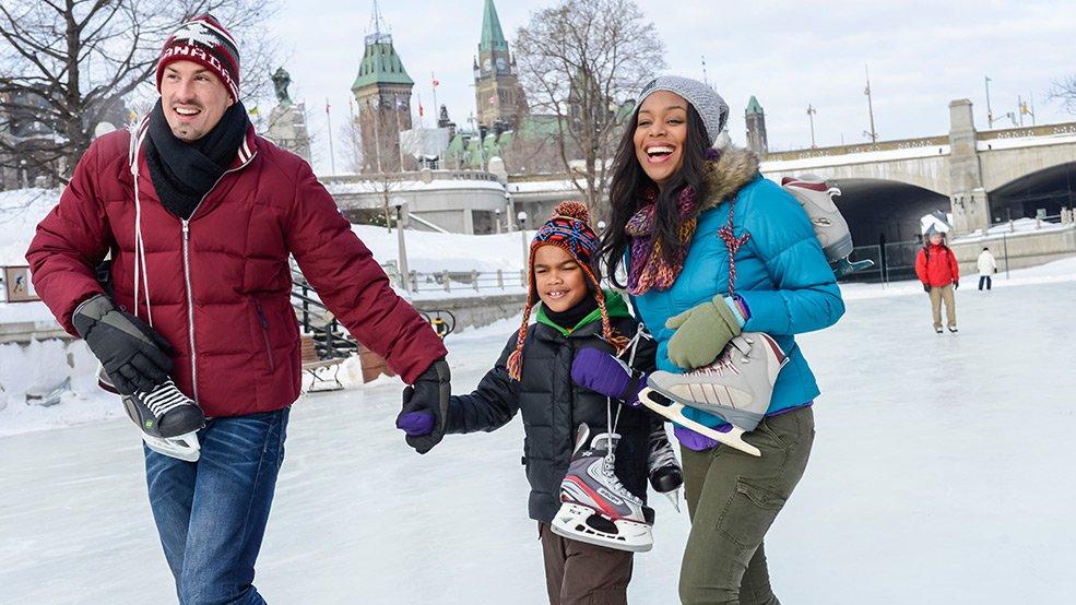 family - Montreal Quebec Canada