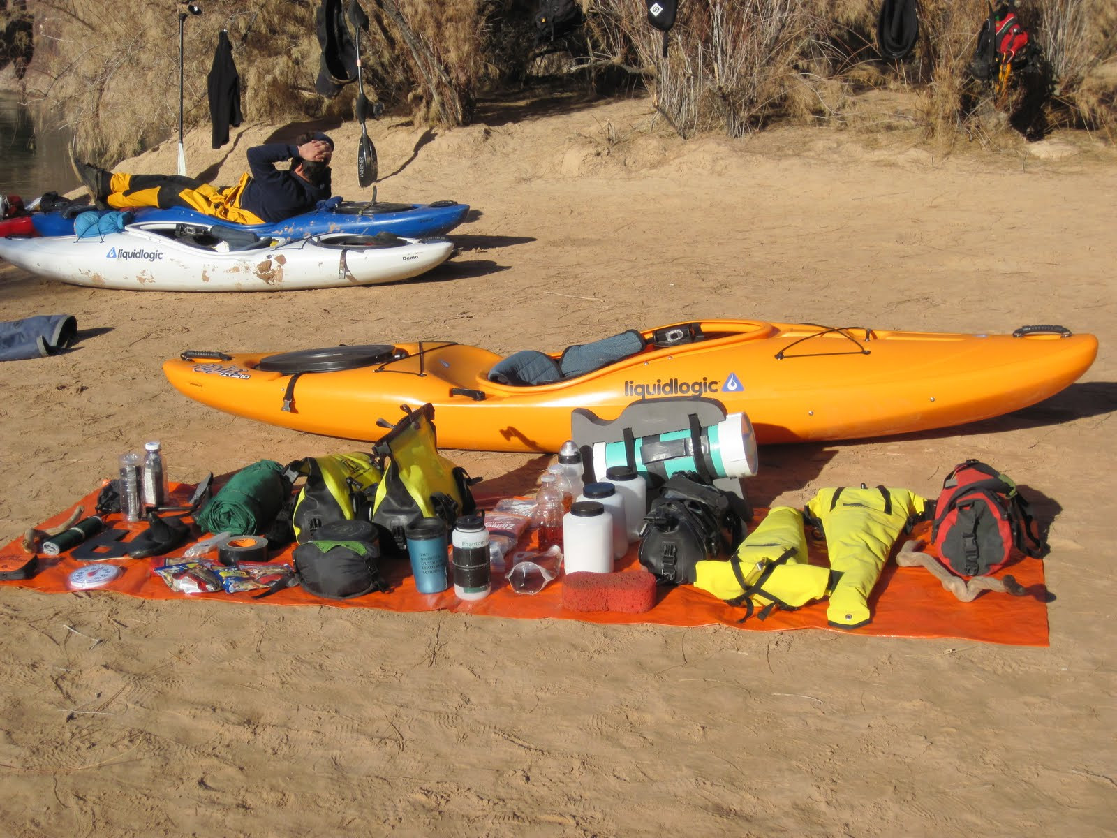 gear kayak kayaking - kayak
