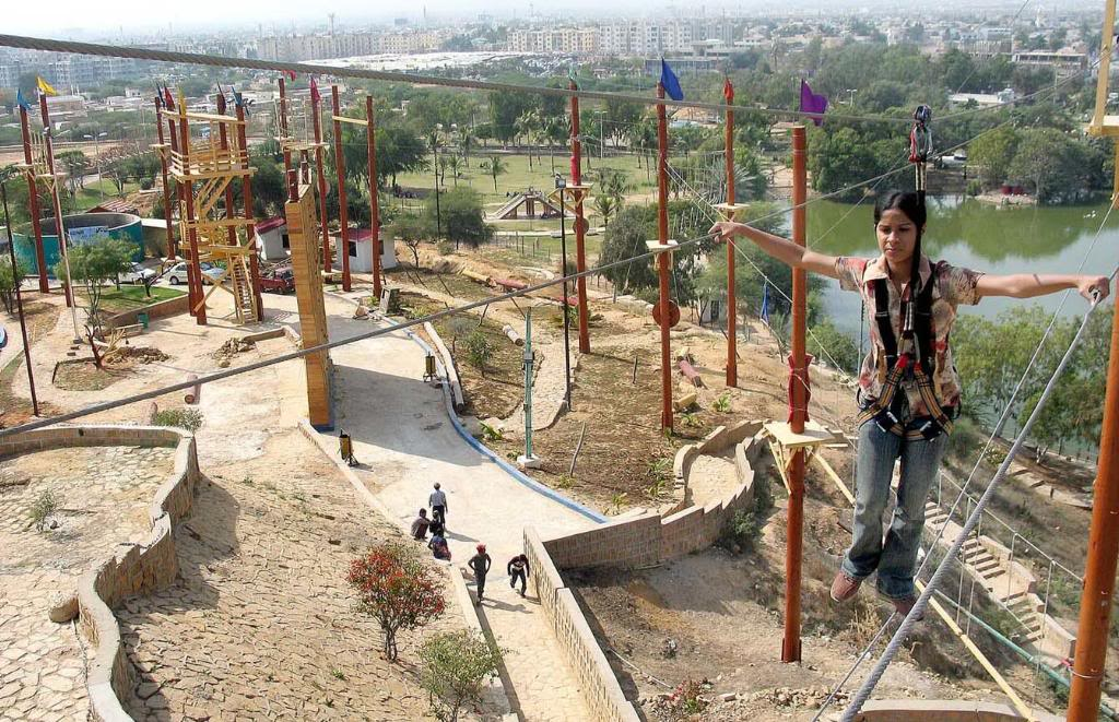 go aish - picnic places in Karachi