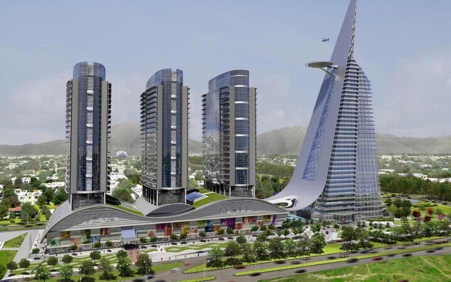 Centaurus Mall, Top Places to Visit in Islamabad