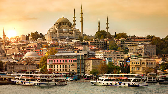 Istanbul-Top 30 Places To Visit