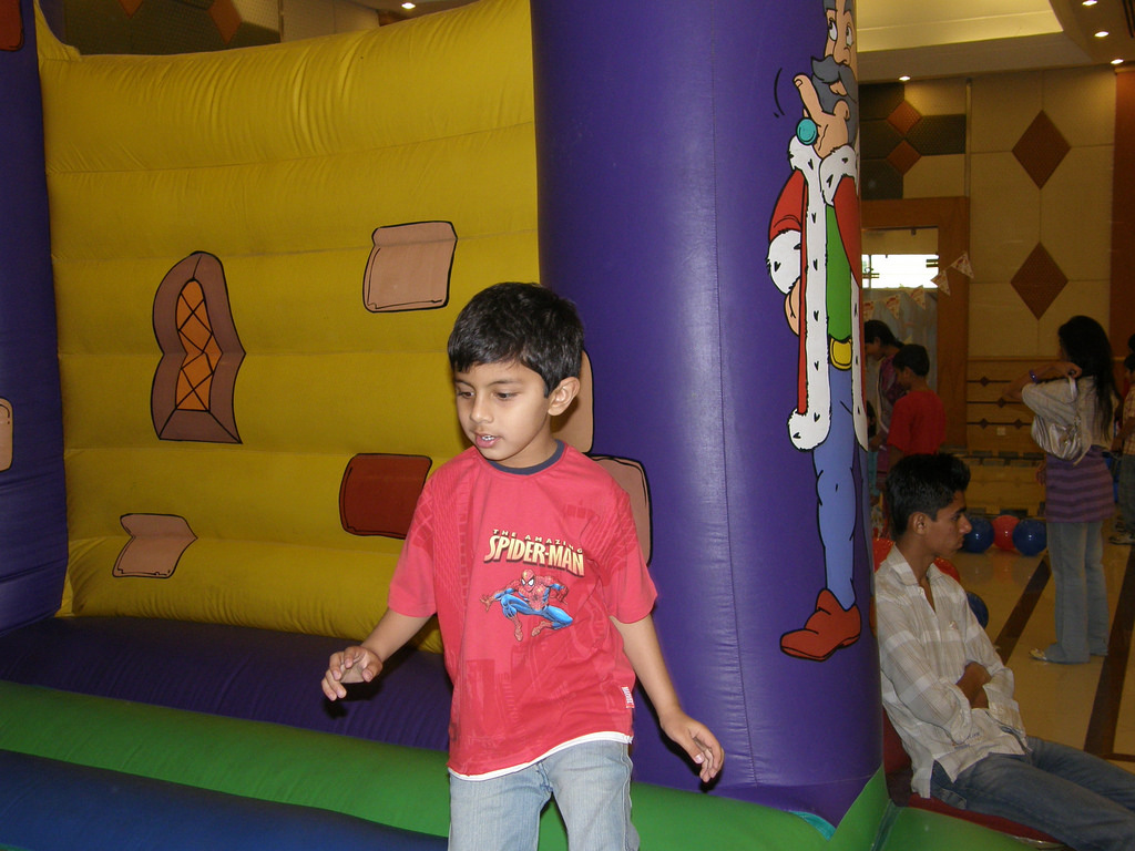 kidz club - picnic places in Karachi