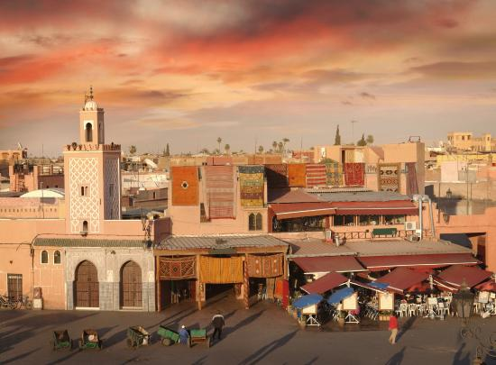 Marrakech-Top 30 Places To Visit